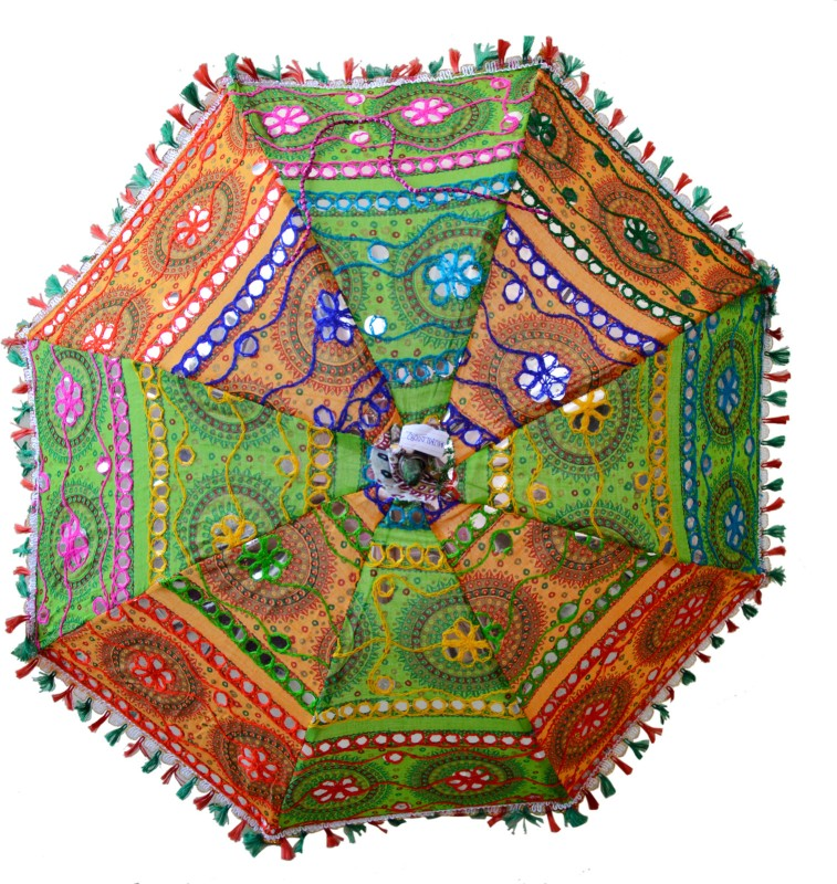 Marusthali MUML00082 Umbrella(Multicolor)