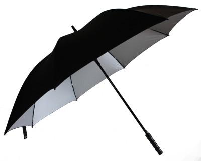 Sun Brand Umbrella Golf Black Umbrella(Black)