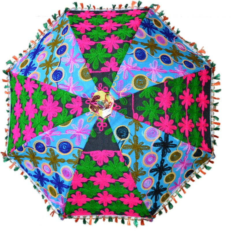 Marusthali MUML00111 Umbrella(Multicolor)