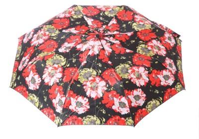 Modish Vogue UM_2 FOLD_RED BLACK Umbrella