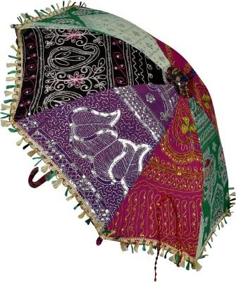 Lal Haveli Ethnic Fashion Womens Mini Sun Umbrella