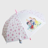 Shopizone Polka Dots Jasmine Umbrella (P...