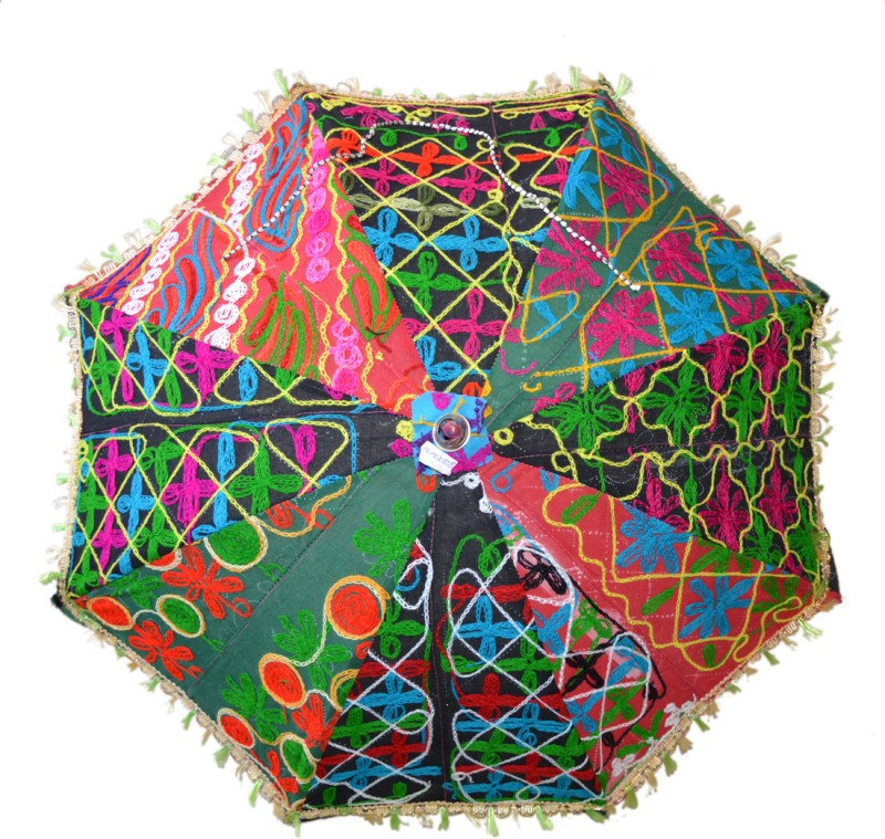 Marusthali MUML00108 Umbrella(Multicolor)