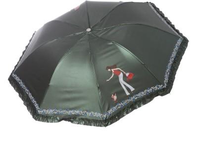 Barbarik UM_NEW GIRL_GREEN Umbrella