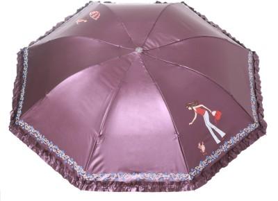 Modish Vogue UM_NEW GIRL_VIOLET Umbrella