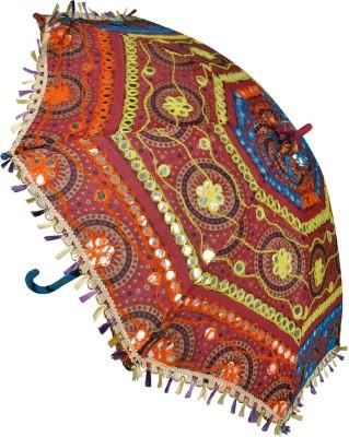 Lal Haveli Handmade Summer Designer Umbrella