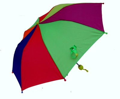 Rainy Children 2 Fold Multi (5-10 Yrs) Umbrella