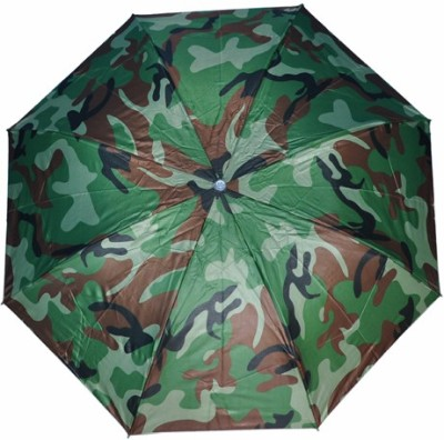 life line services militry printed 3 fold umbrella Umbrella