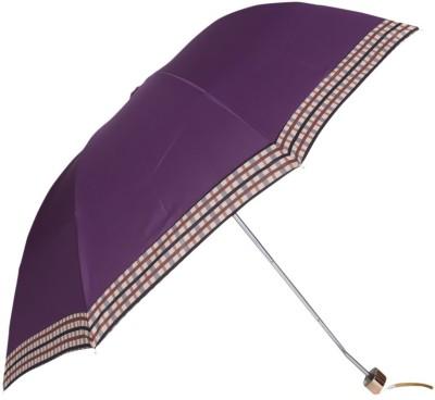 Modish Vogue UM_BDR CHECK Umbrella