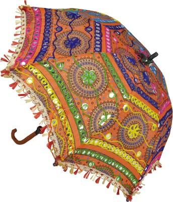 Lal Haveli Designer Single Fold Umbrella