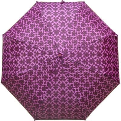 Murano 3 Fold Auto Open Coach Design Pink Color Designer _400154_A Umbrella
