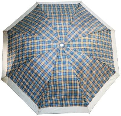 PeepalComm Sky 2 Line 3 Fold Umbrella