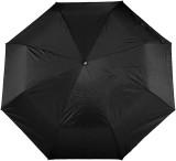Bizarro Plain 3-Fold Umbrella (Black)
