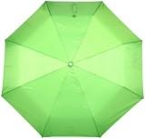 Bizarro Plain 3-Fold Umbrella (Green)