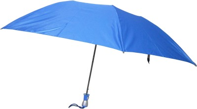 Fendo Avon Lisa_D 2 Fold blue color Umbrella(Blue Color)