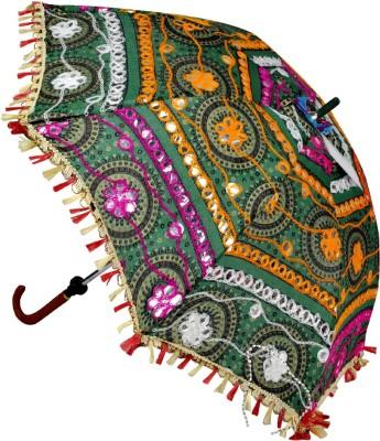 Lal Haveli Ethnic Designer Sun Umbrella