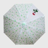 Shopizone Polka Dots Ben 10 Umbrella (Gr...