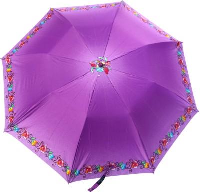 HighLands Bright Purple Dior Umbrella
