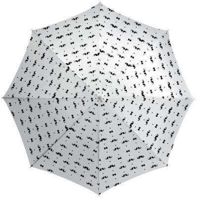 The Souled Store. Moustache Pattern Umbrella