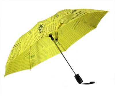 Tello 2 Fold paper Print Yellow Umbrella