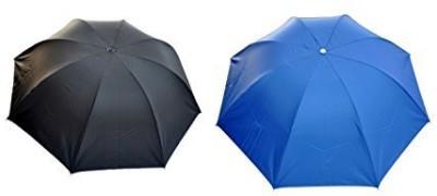 MISTOB Mist Umbrella(Black and blue)