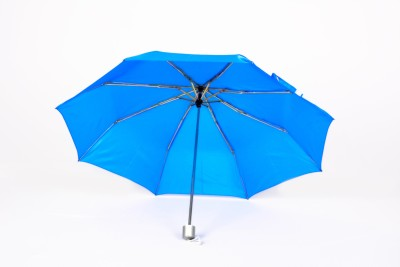 Anchor 3 Fold Blue Umbrella
