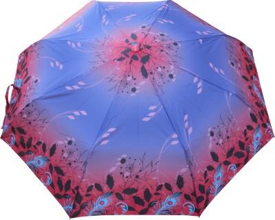 Max Komfort 3 Fold Automatic Open Umbrella