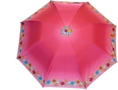 HighLands Red_Dior Umbrella