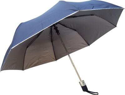 Crystal 3 Fold Automatic Open Umbrella
