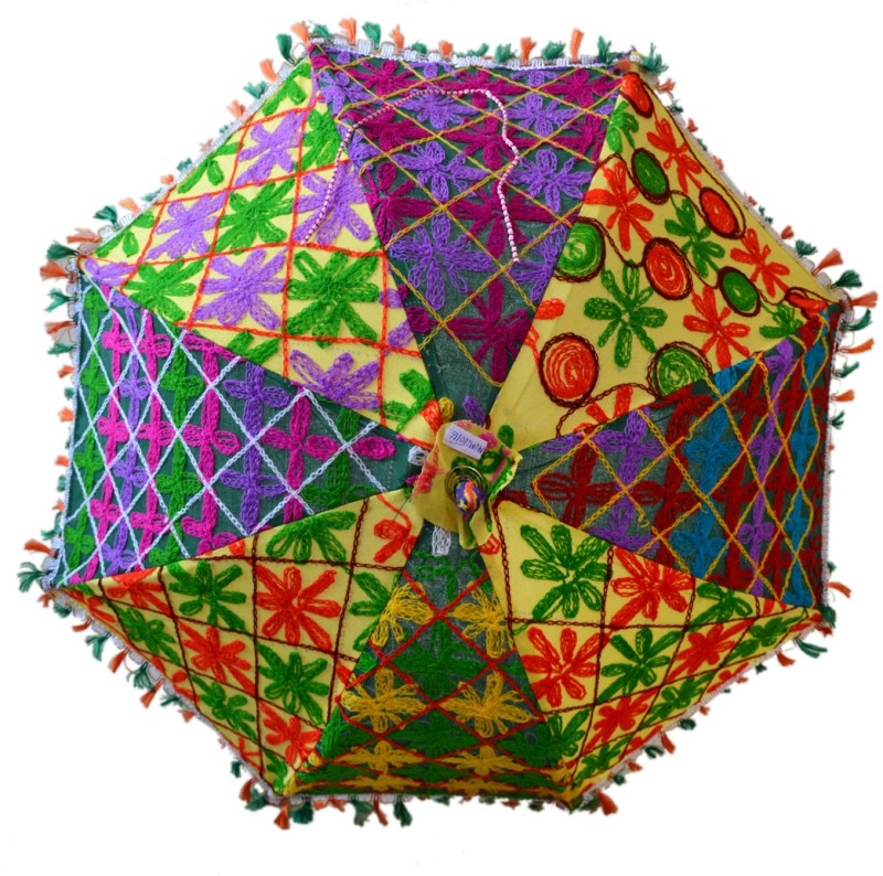 Marusthali MUML00116 Umbrella(Multicolor)