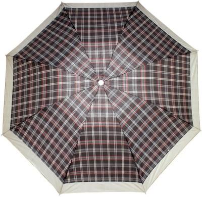 ZARSA Printed 3 Fold Umbrella