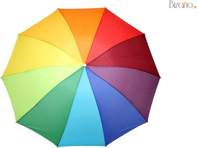 Bizarro.in BIU-1156710-RAINBOW-10-JUMBO SIZE Umbrella