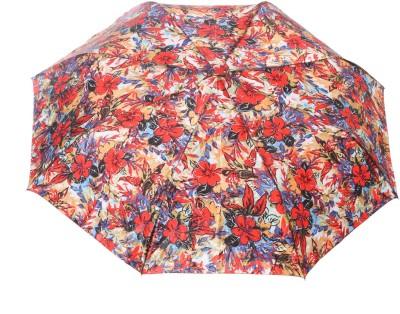 Barbarik UM_2 FOLD_RED Umbrella