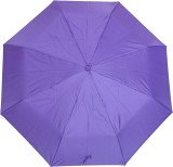 Aaa Store Aaa 3 Fold Purple Plain Fancy ...