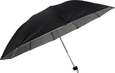 AAA 3 Fold Plain Umbrella