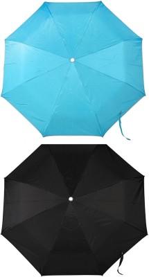 PeepalComm 3 Fold Umbrella