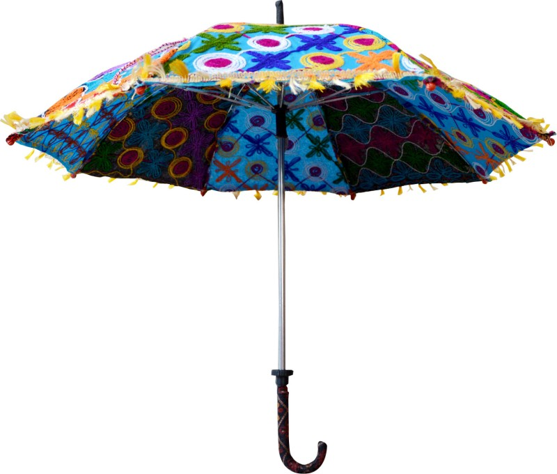 Marusthali MUML00035 Umbrella(Multicolor)