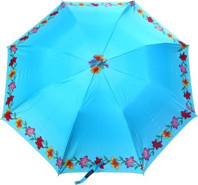 HighLands Blue_Dior Umbrella