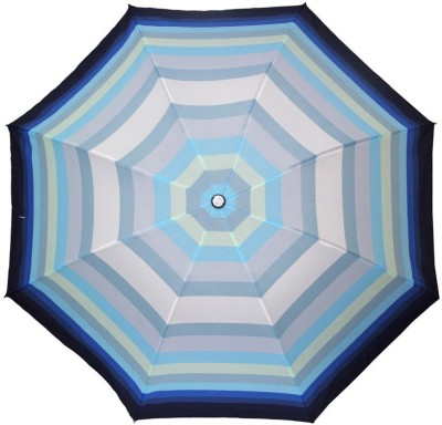 Samaa S-0041 Umbrella(Blue, White)