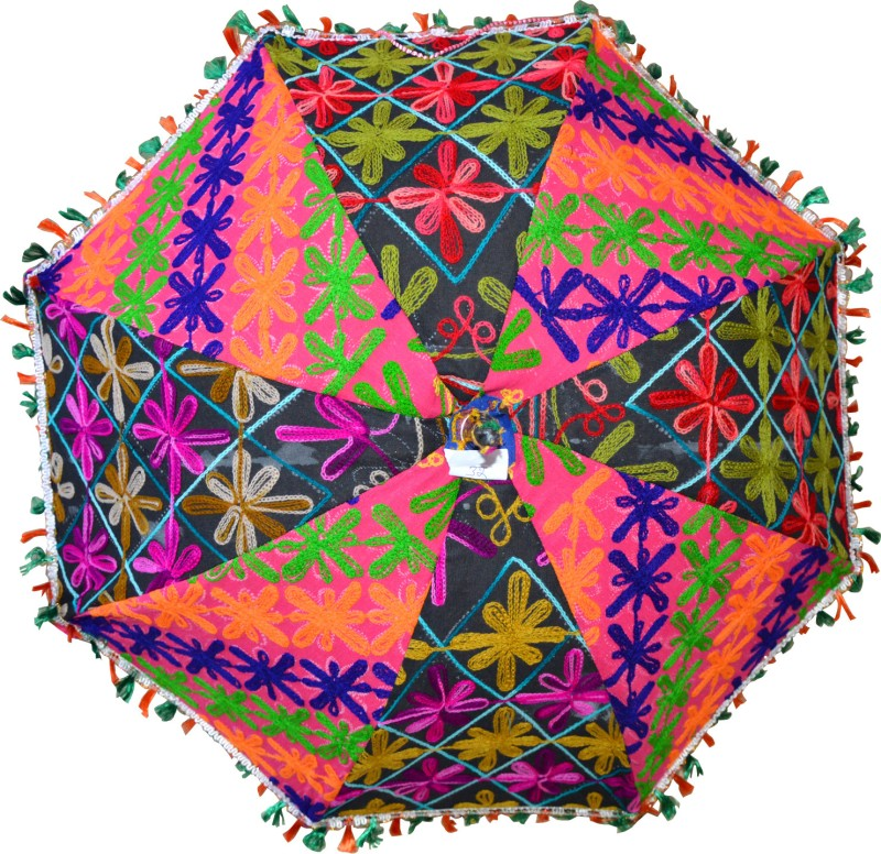 Marusthali MUML00032 Umbrella(Multicolor)