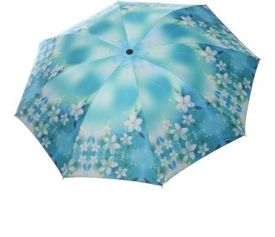 Barbarik UM_DSGN FLR_BLUE Umbrella