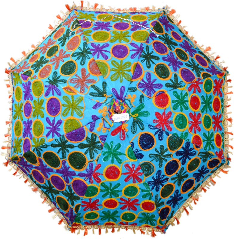 Marusthali MUML00107 Umbrella(Multicolor)