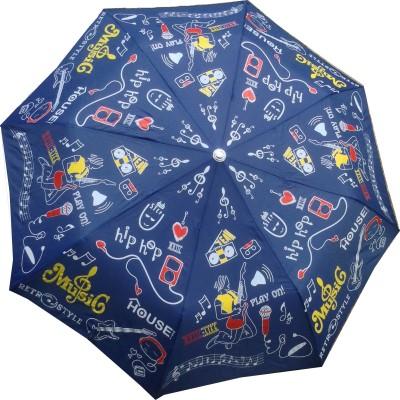 Cheeky Chunk Music Doodle Umbrella