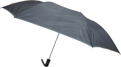 Fendo Avon passion_B 2 Fold black color Umbrella(Black Color)