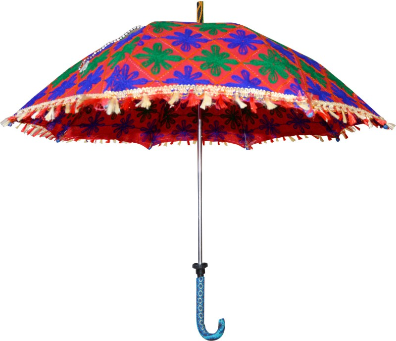 Marusthali MUML00009 Umbrella(Multicolor)