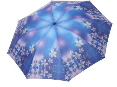 Barbarik UM_DSGN FLR_N BLUE Umbrella