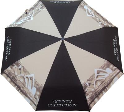 Susino 3 Fold Automatic Open Sydney City Collection Umbrella