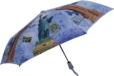 Happy Swan 3678a Umbrella(Blue)