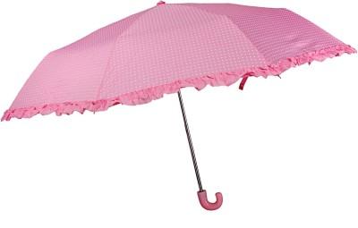 Bizarro Polka Dot 3-Fold 1 Umbrella