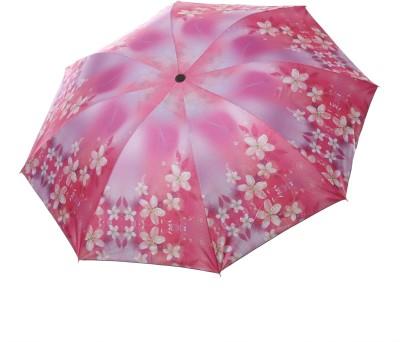 Modish Vogue UM_DSGN FLR_PINK Umbrella
